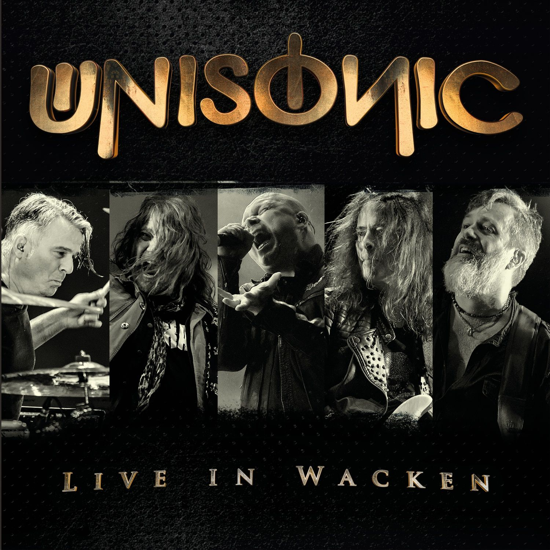 CD review UNISONIC &quot&#x3B;Live in Wacken&quot&#x3B;