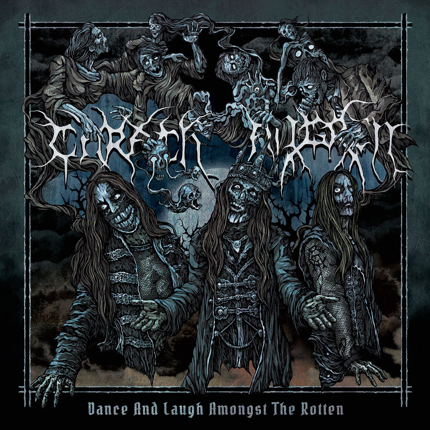 "CD review CARACH ANGREN ""Dance and Laugh with the Rotten"""