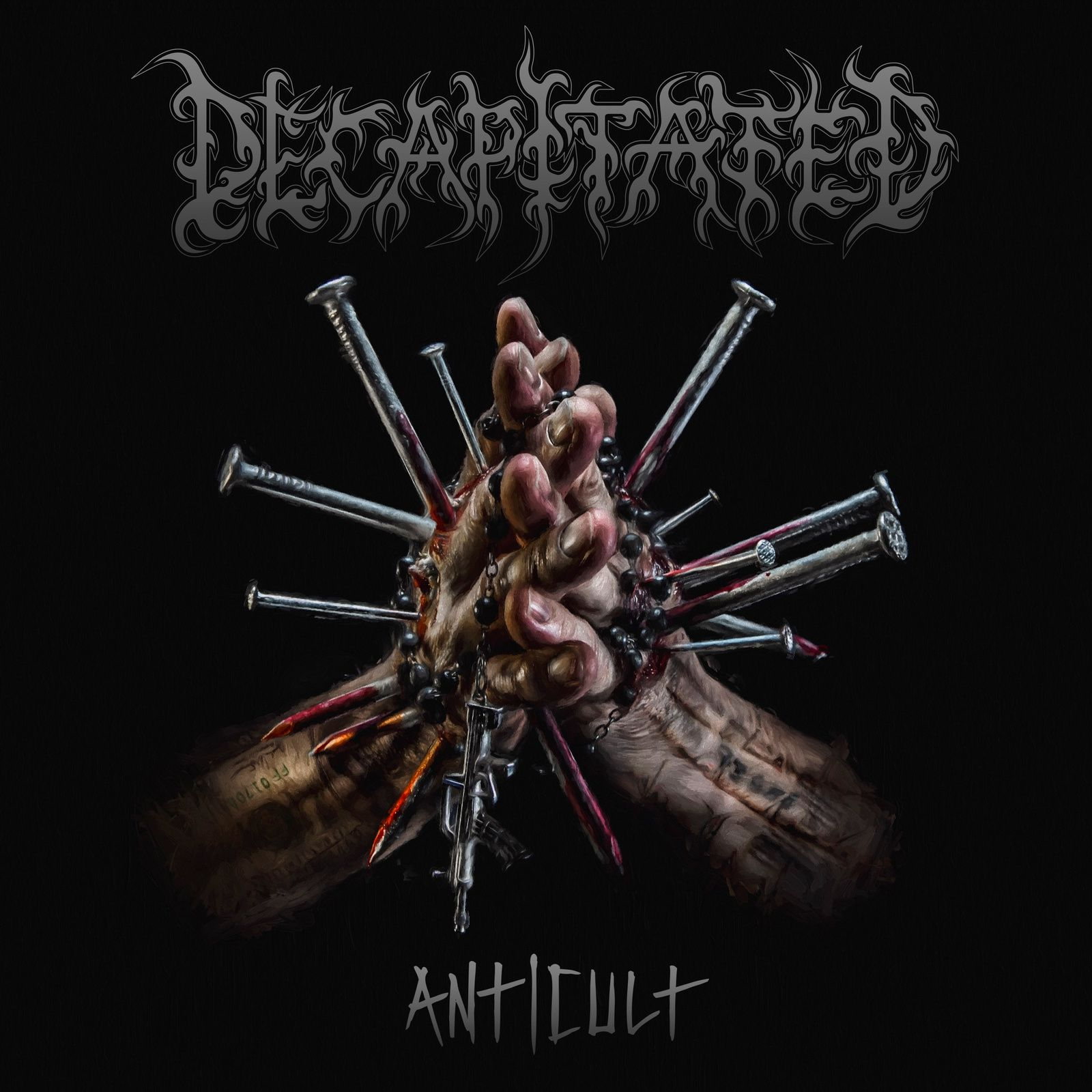 CD review DECAPITATED &quot&#x3B;Anticult&quot&#x3B;