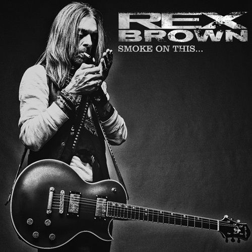 CD review REX BROWN &quot&#x3B;Smoke on This&quot&#x3B;