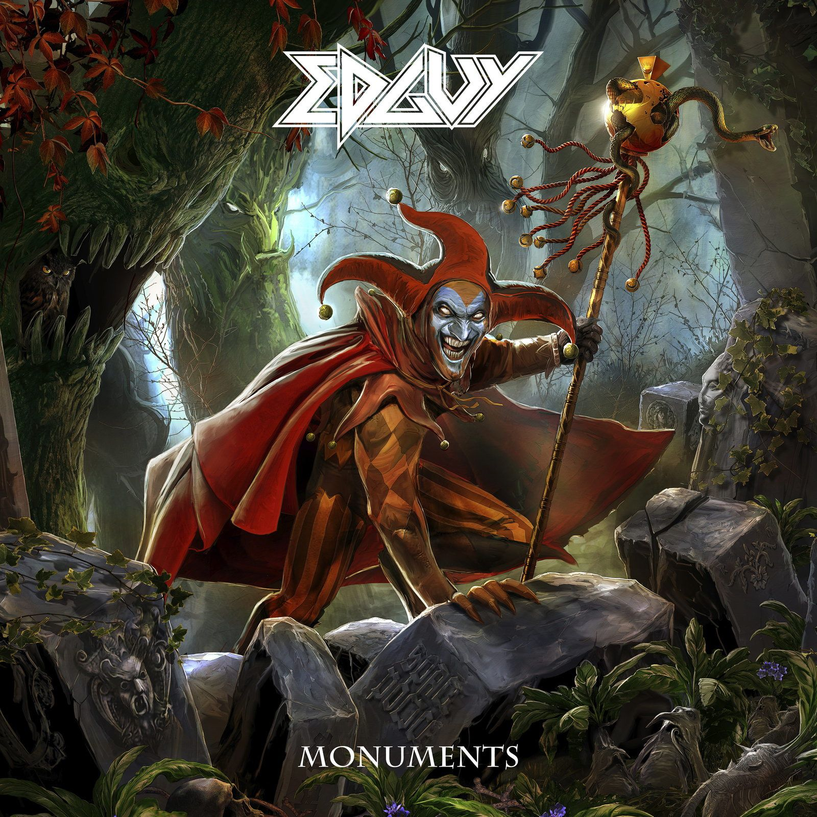 CD review EDGUY &quot&#x3B;Monuments&quot&#x3B;