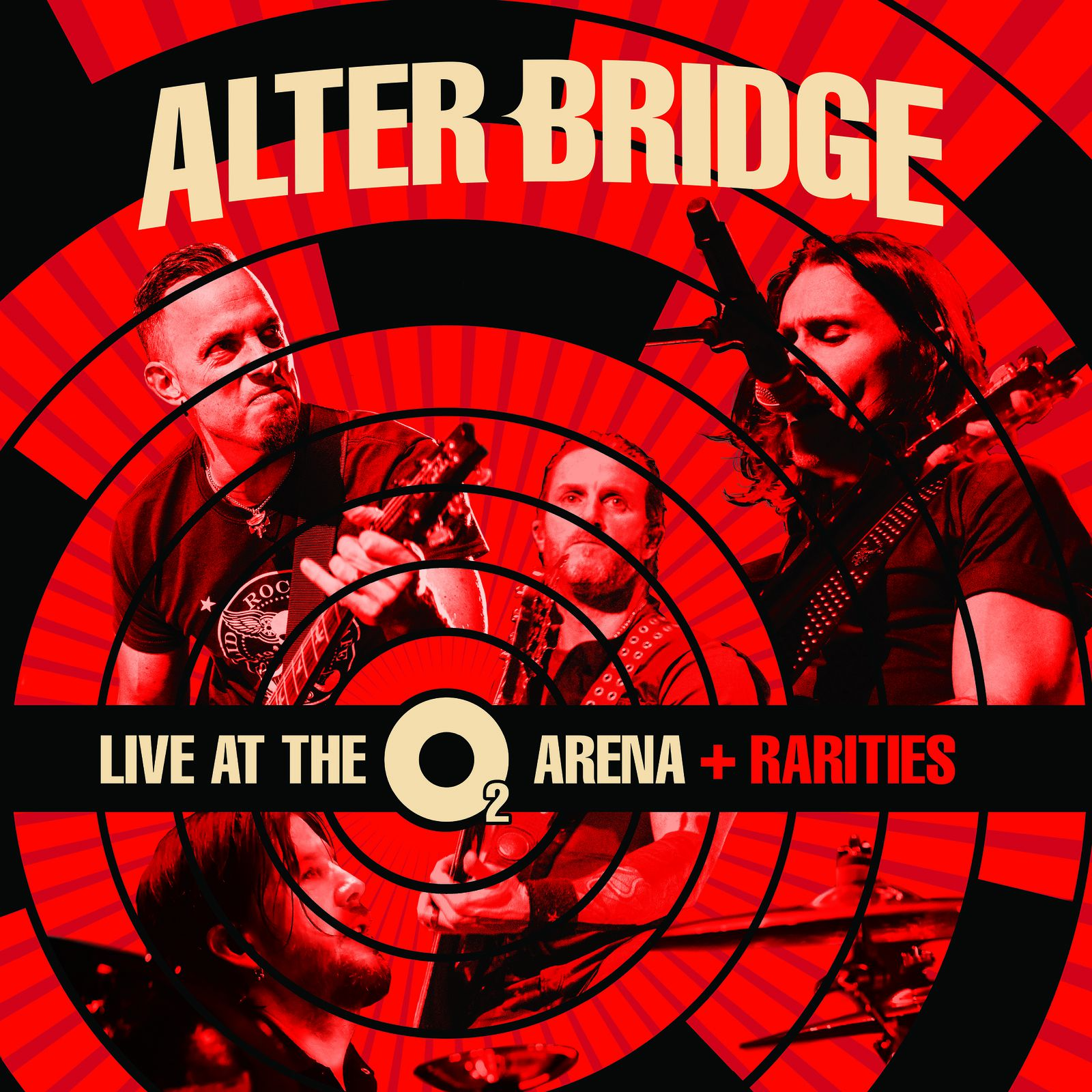 CD review ALTER BRIDGE &quot&#x3B;Live From the O2 Arena + Rarities&quot&#x3B;