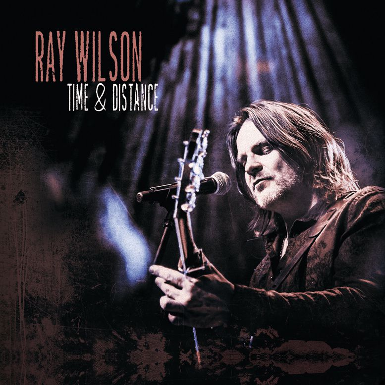 CD review RAY WILSON &quot&#x3B;Time &amp&#x3B; Distance&quot&#x3B;