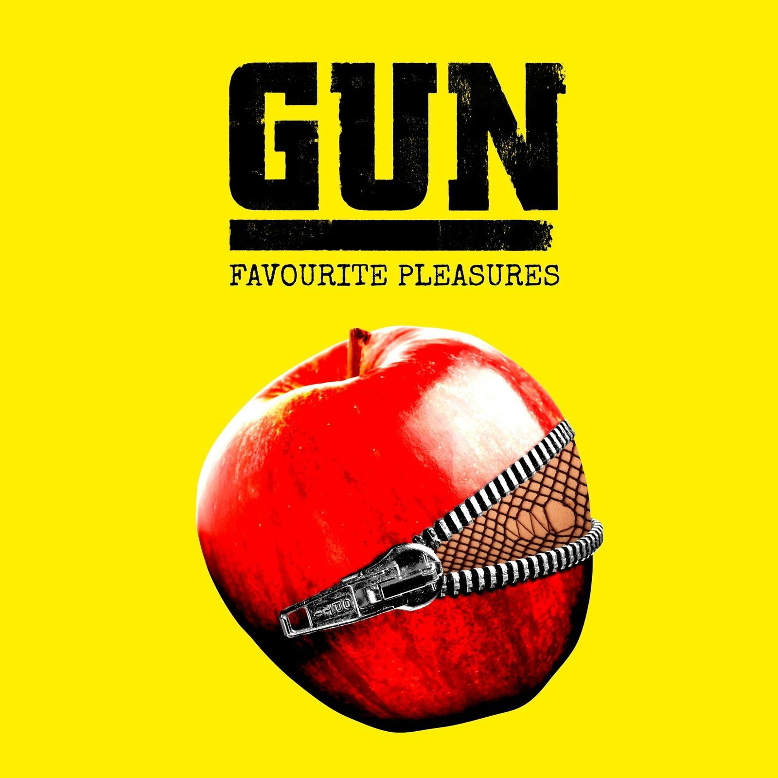 CD review GUN &quot&#x3B;Favourite Pleasure&quot&#x3B;