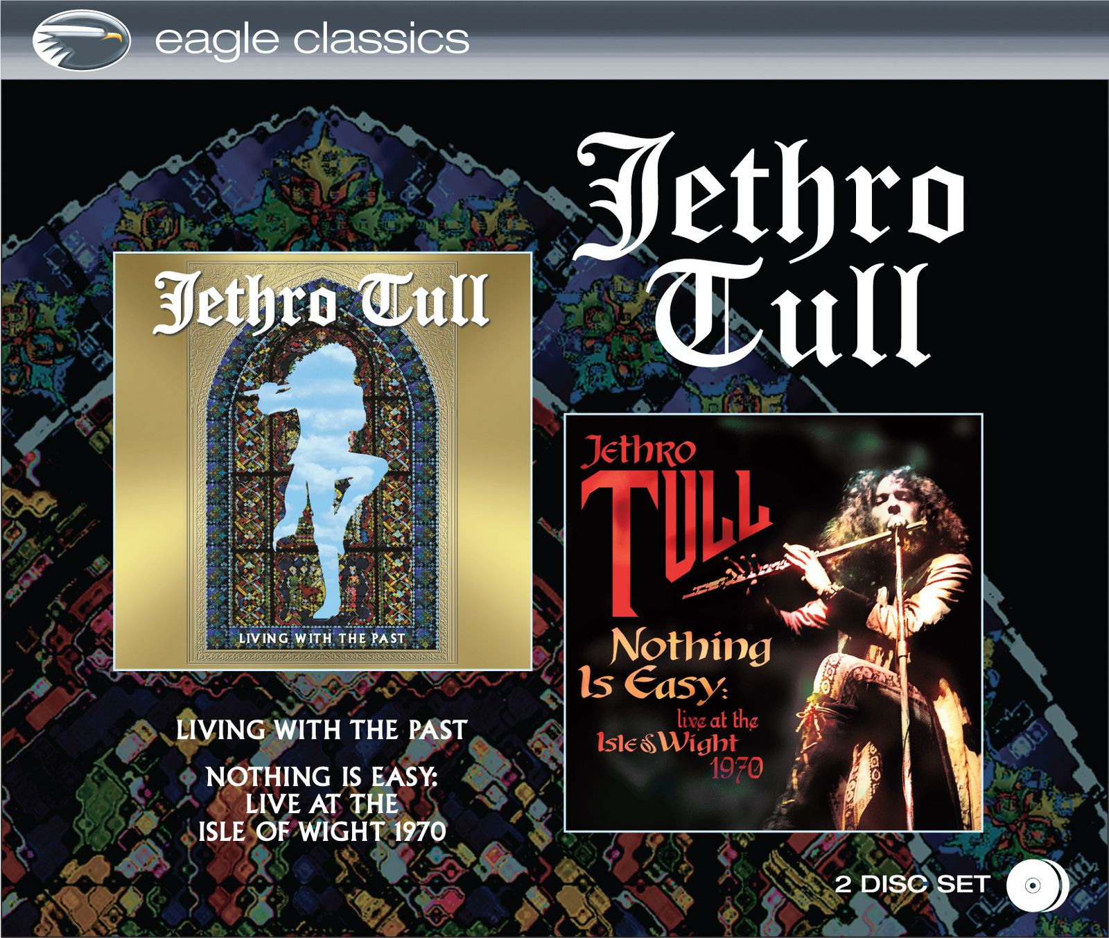 Re-releases from HEART, JETHRO TULL and PETER GREEN SPLINTER