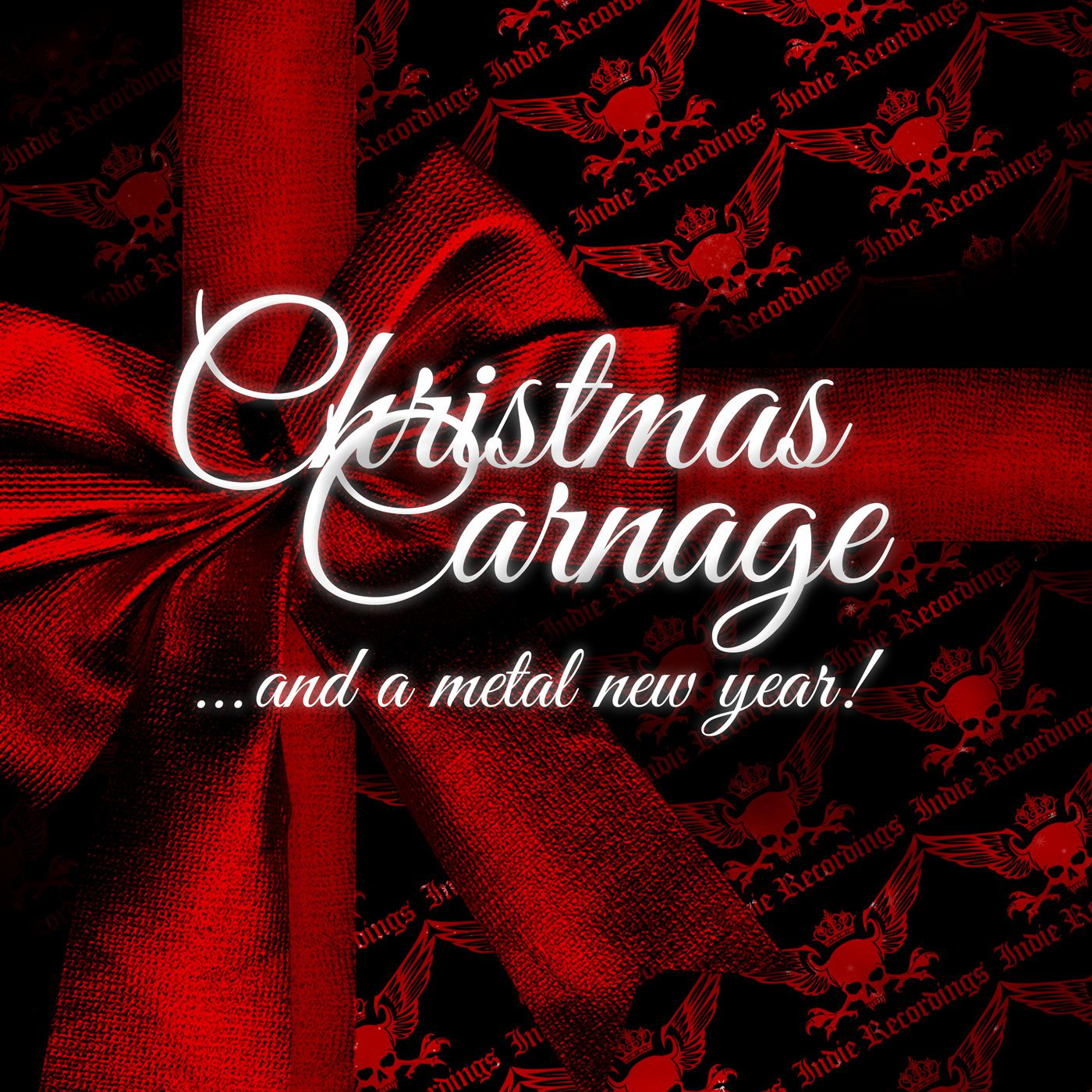 Compilation from indie recordings quot christmas carnage