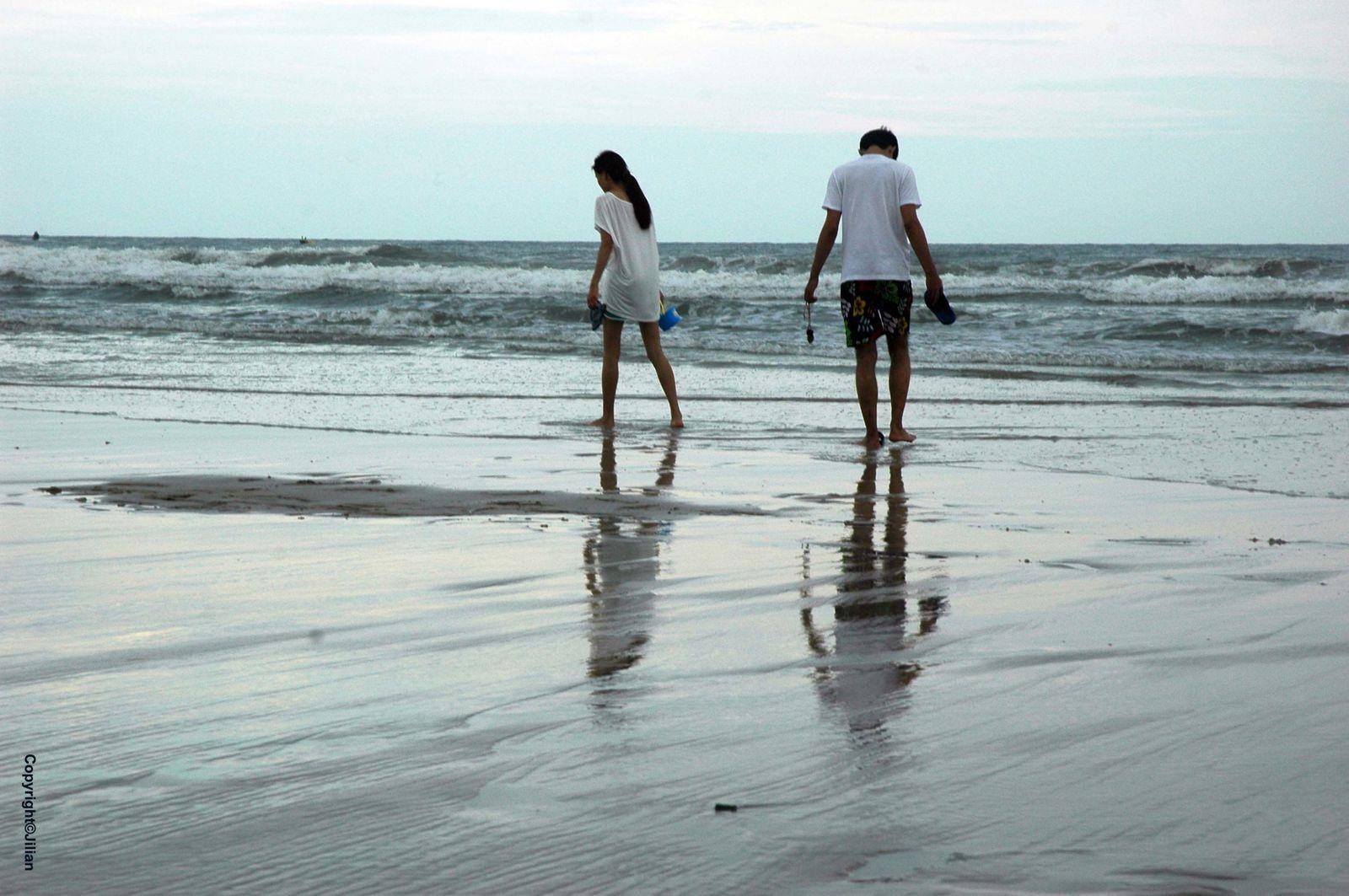 Paysages d'eau 2, Beihai - 水上风景-2,北海