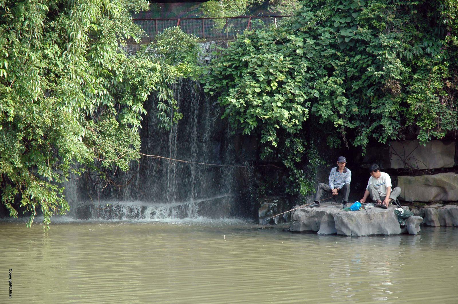Paysages d'eau 3, Guilin - 水上风景 3,  桂林