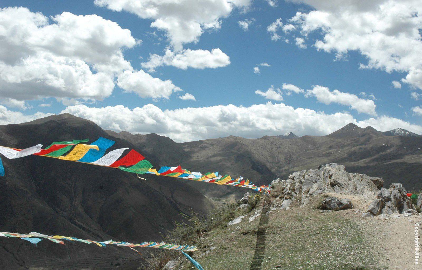 Tibet (1) : La nature et les dieux - 西藏 (1) : 神于大自然