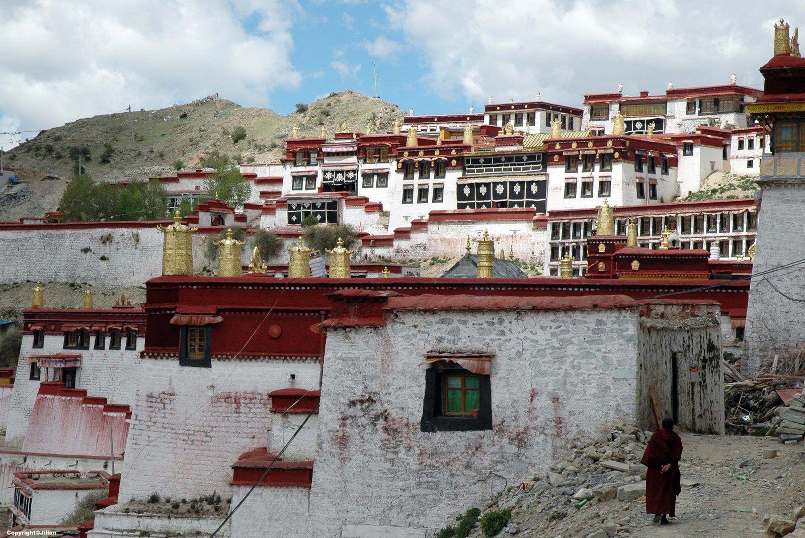 Tibet (3) : temples et monastères - 西藏 (3) : 寺庙
