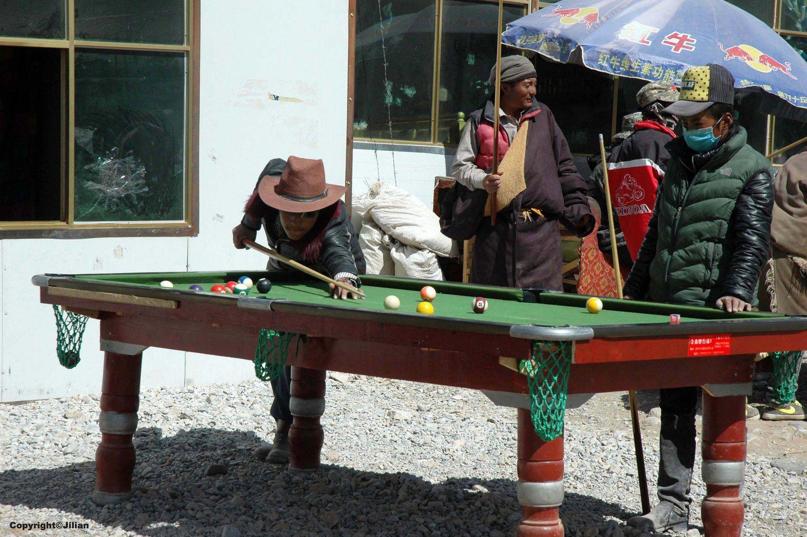 Tibet (5) : Nomades et villageois - 西藏 (5) :游牧民和村民