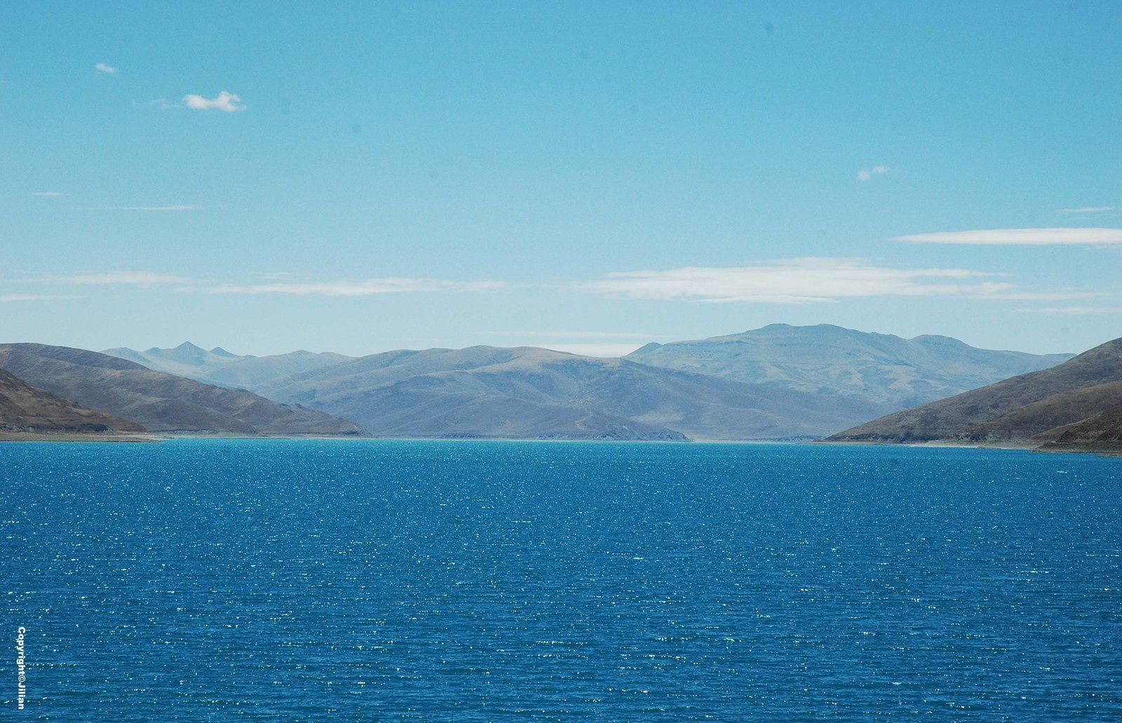Tibet (6) : paysages - 西藏(6): 风景