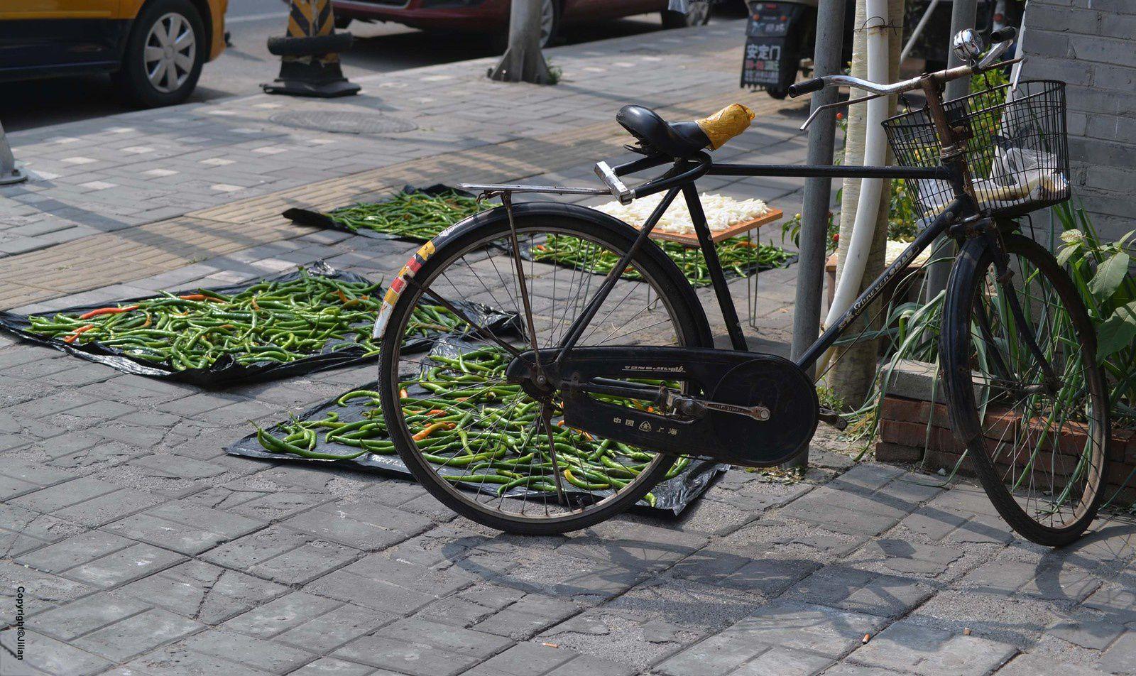 A travers les ruelles de Beijing - 国庆节期间的北京胡同和巷