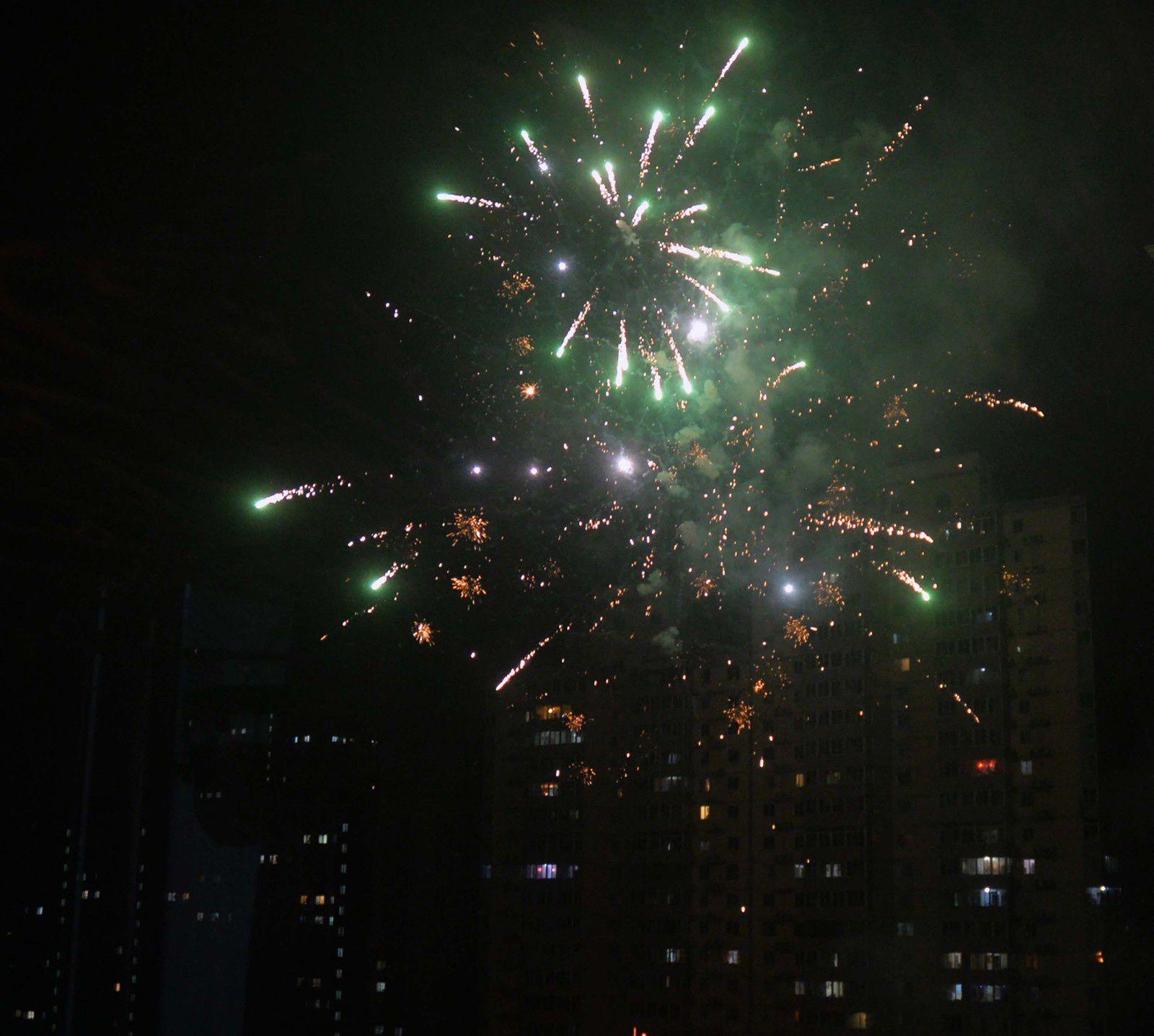 Année du Coq 2017, heure zéro : le grand incendie - 2017 鸡年除夕: 北京着火