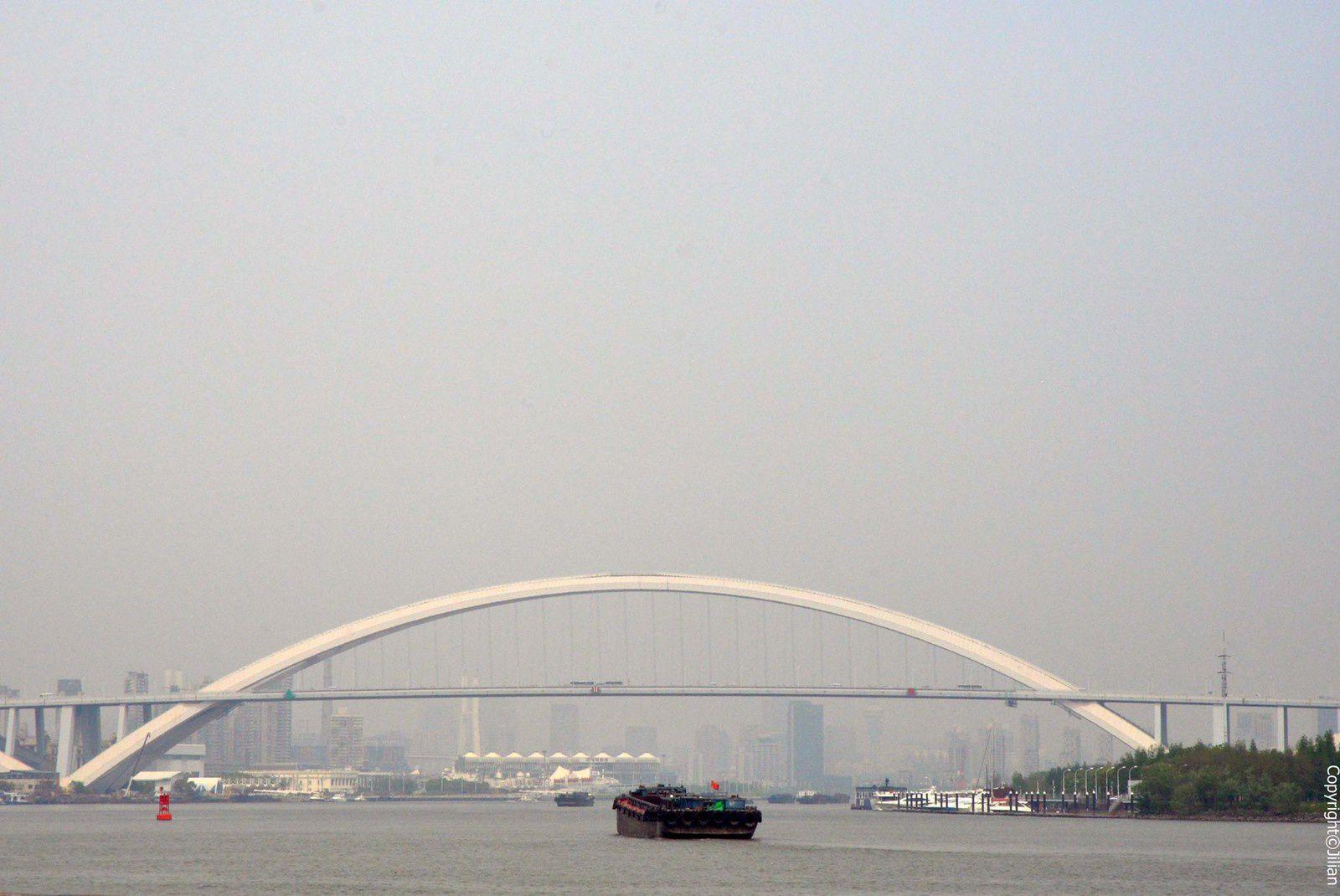Shanghai 2017 : droites et courbes - 2017 年的上海 :直线曲线