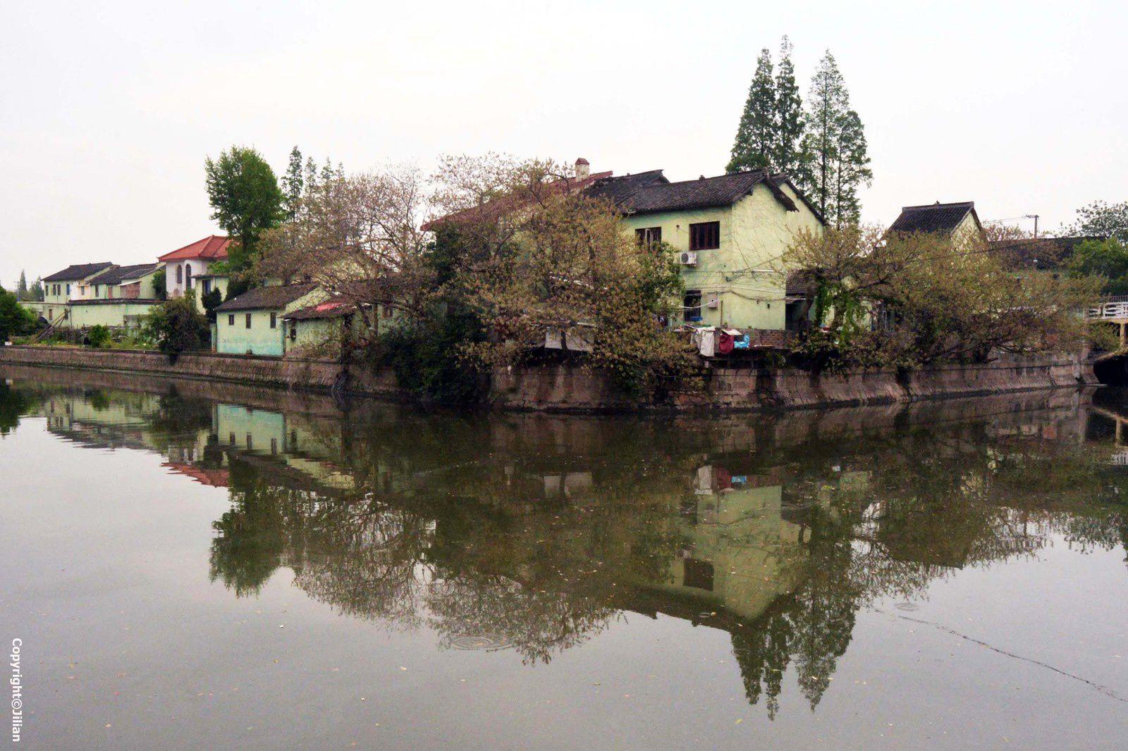 Shanghai - Qibao : retour à des temps anciens - 上海七宝镇 :回到往日