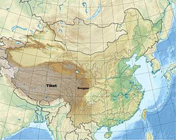 Deux villages tibétains dans le Sichuan - 四川省的藏族村子