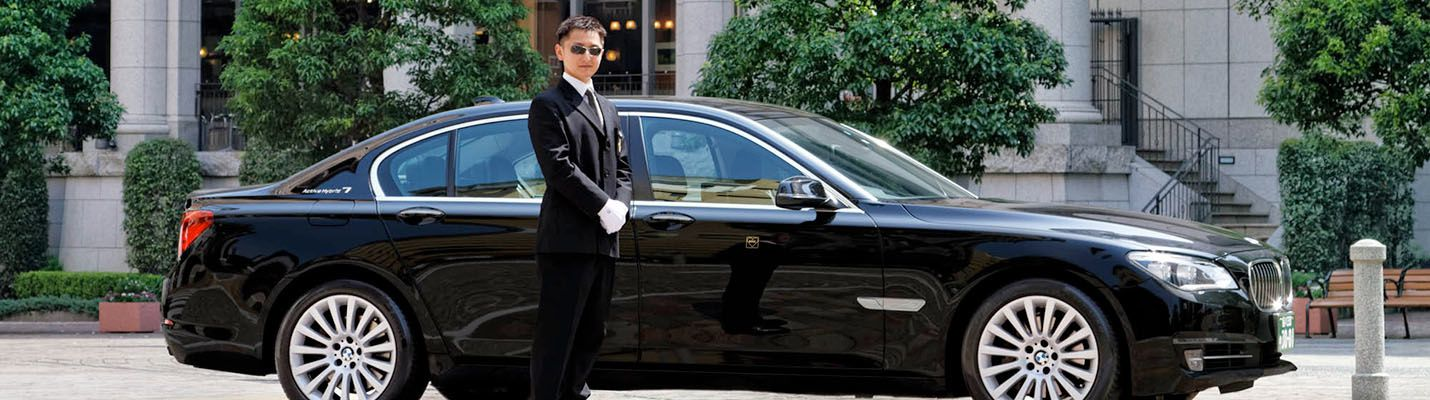 Tokyo MK Taxi Group - Limousine in Shanghai