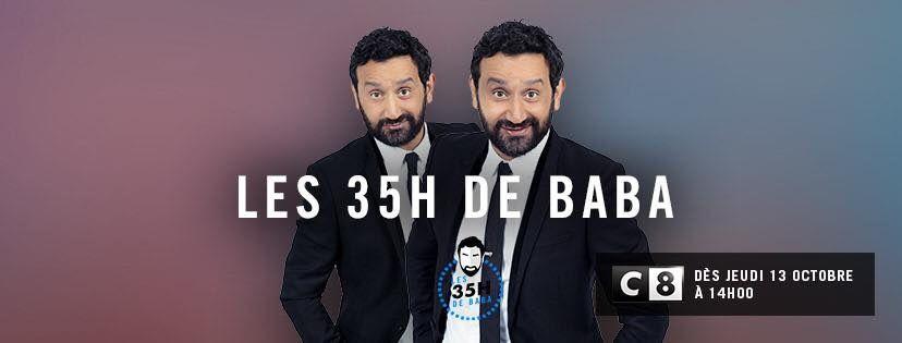 AUJOURD'HUI DANS LES 35H DE BABA - VENDREDI 14 OCTOBRE 2016