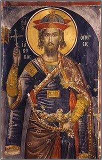Prière à Saint Jacques l'Intercis: