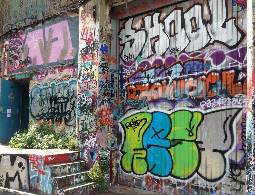 Une nouvelle vie commençait pour le 91 quai de la Gare. Pour les Frigos. (source http://les-frigos.com/) - Crédit Photos : ©Thierry Charpentier
