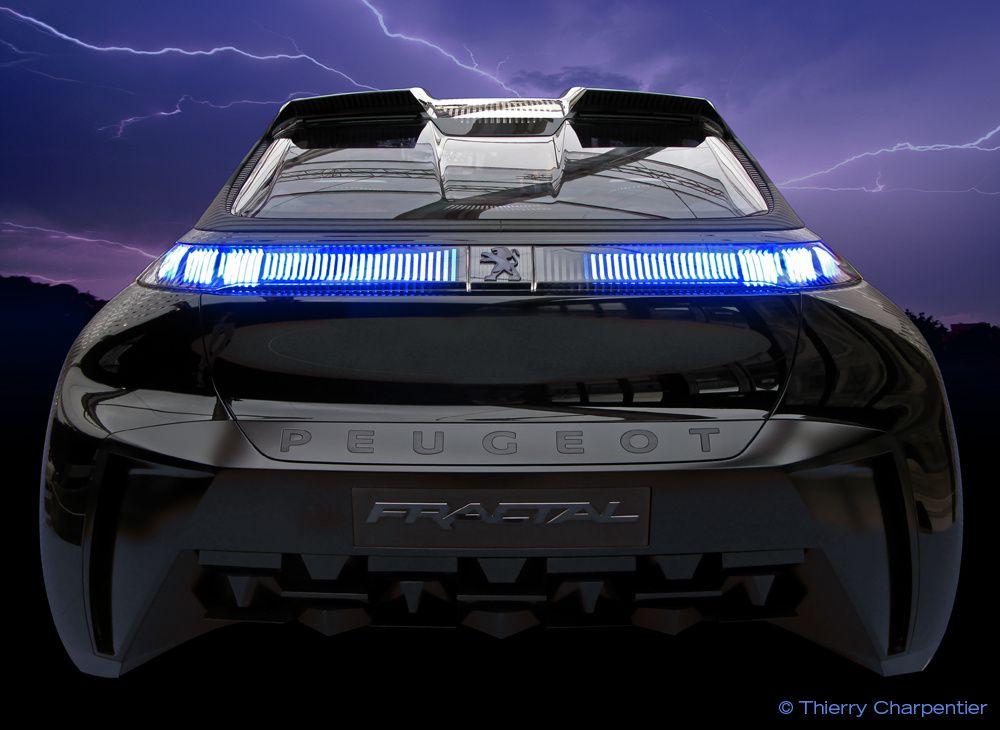 Concept-cars aux Invalides - 2016 & 2015