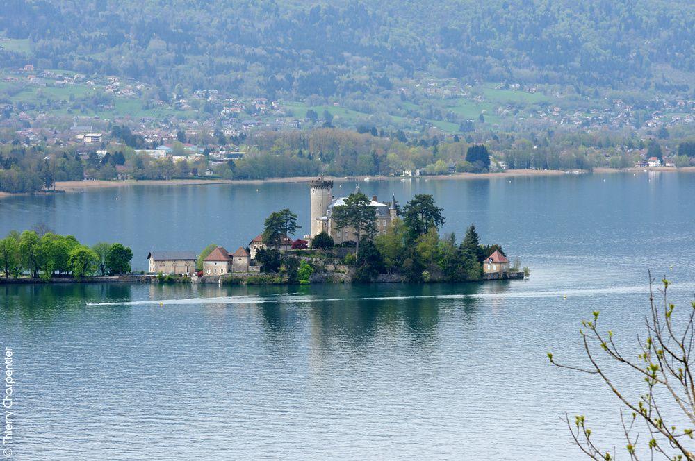Le Lac d'Annecy et ses environs