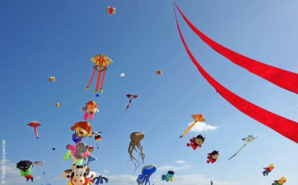 Festival du Cerf-Volant à Berck sur Mer