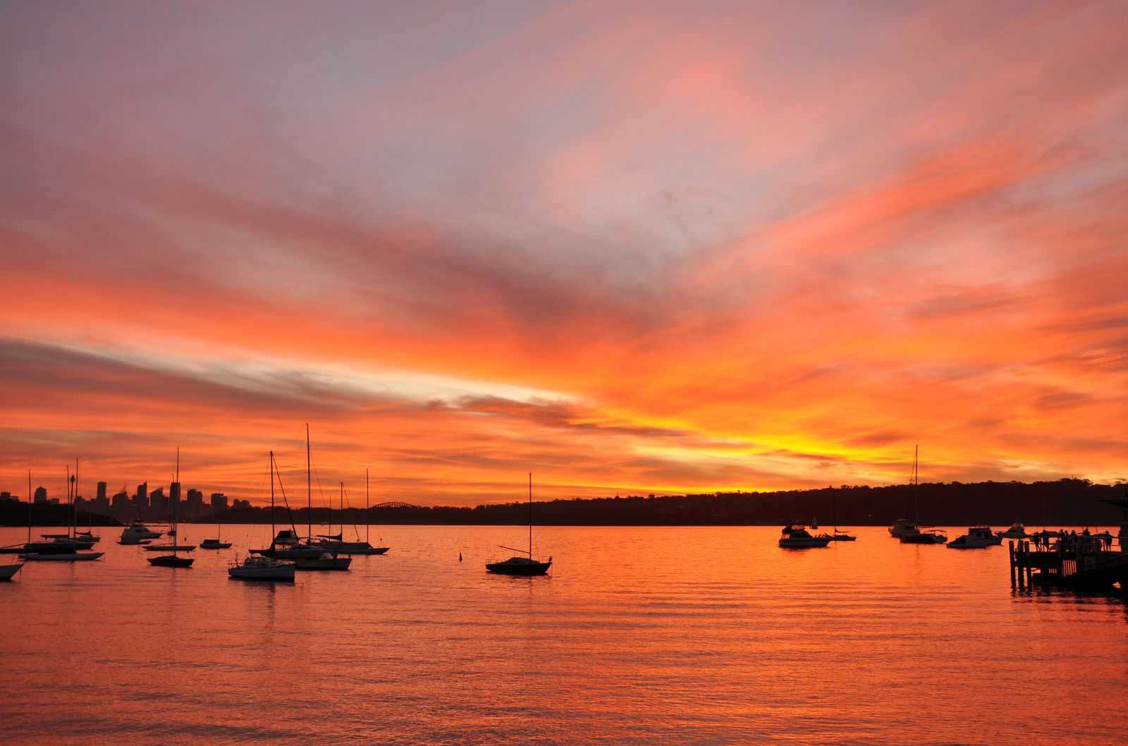 Sydney Sunset