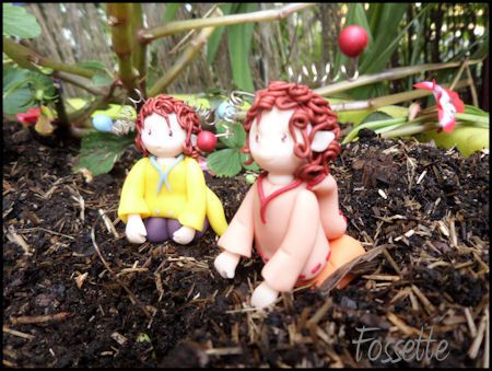 Les lutins jardiniers