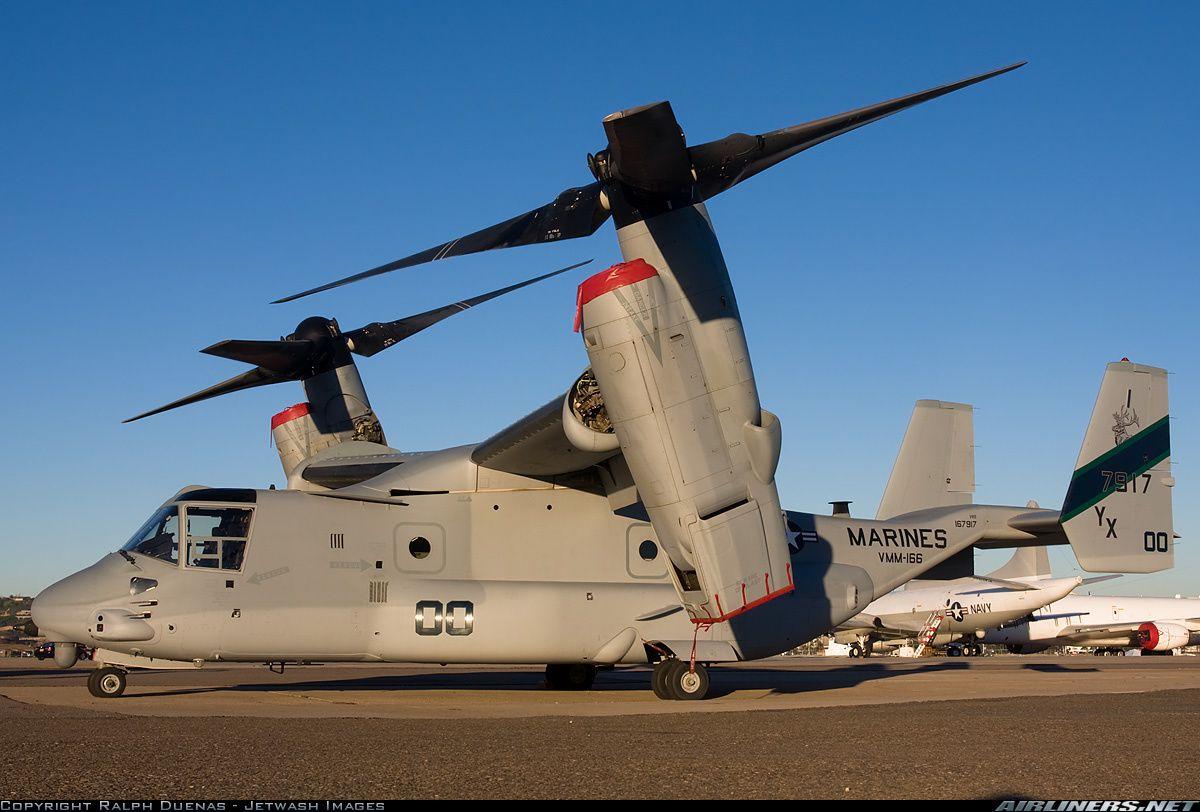 99 Osprey pour la Marine américaine.