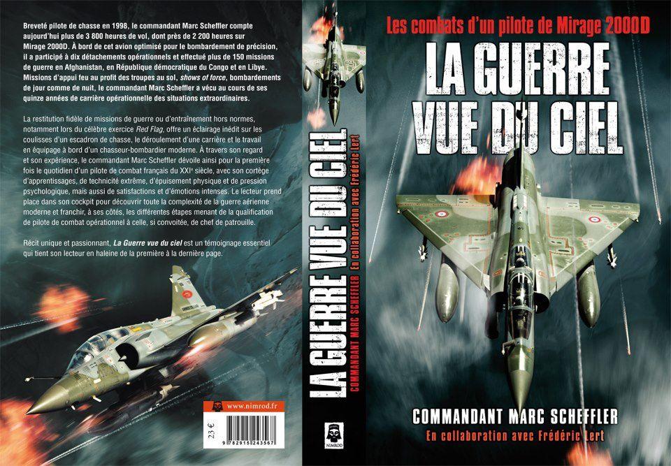 """Un extrait du livre """"La guerre vue du ciel"""""""