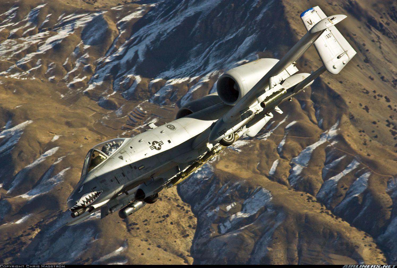 L'US Air Force compte se séparer de ses A-10 et U-2