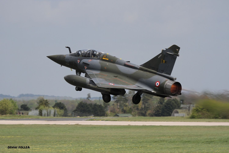 "Mirage 2000D - SPA 95 - Escadron de Chasse 1/3 ""Navarre"" - BA 133 - Nancy"