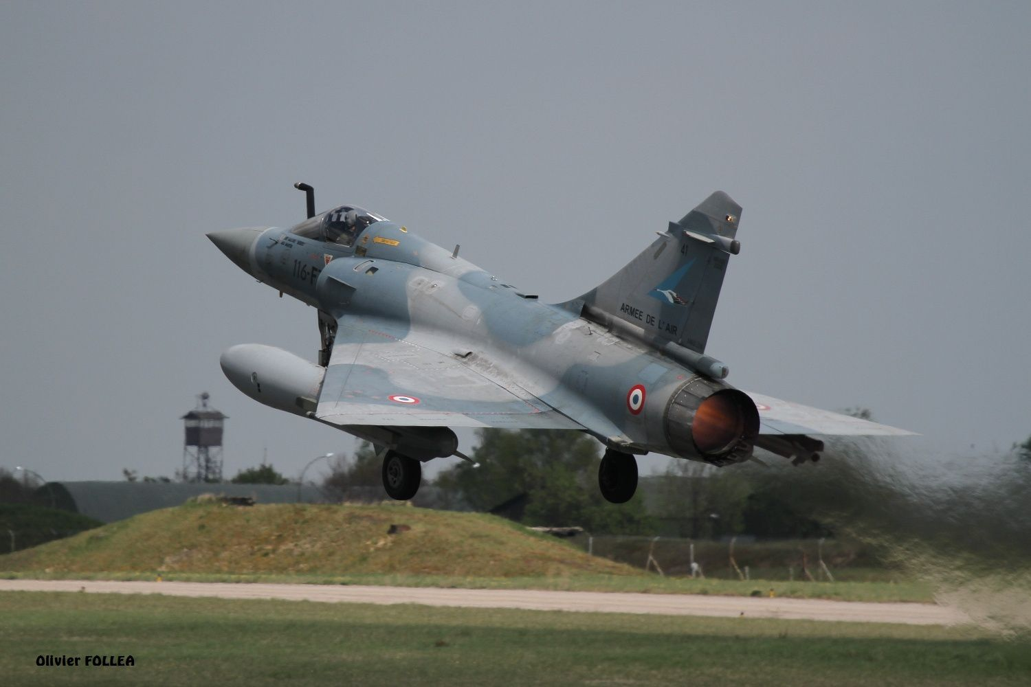 "Mirage 2000-5F - SPA26 - Groupe de Chasse 1/2 ""Cigognes"" - BA 116 Luxeuil"