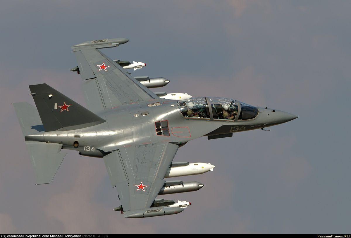 La Syrie devrait recevoir ses premiers Yak-130 vers la fin de l'année 2014