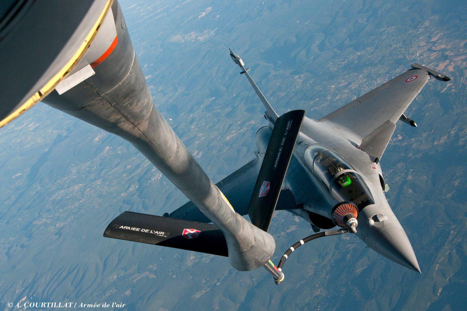 Les Rafale sont arrivés en Inde pour l'exercice Garuda-5