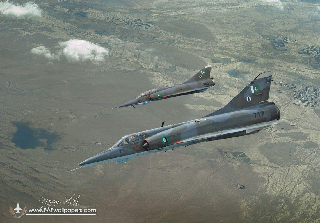 Un Mirage s'écrase au Pakistan, tuant les pilotes et un civil