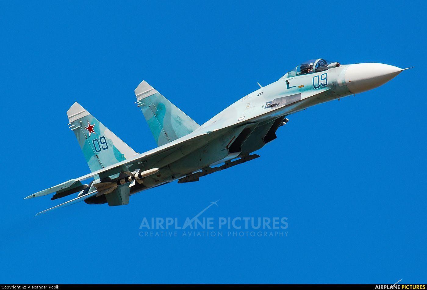 La Russie va déployer des Su-27 en Crimée