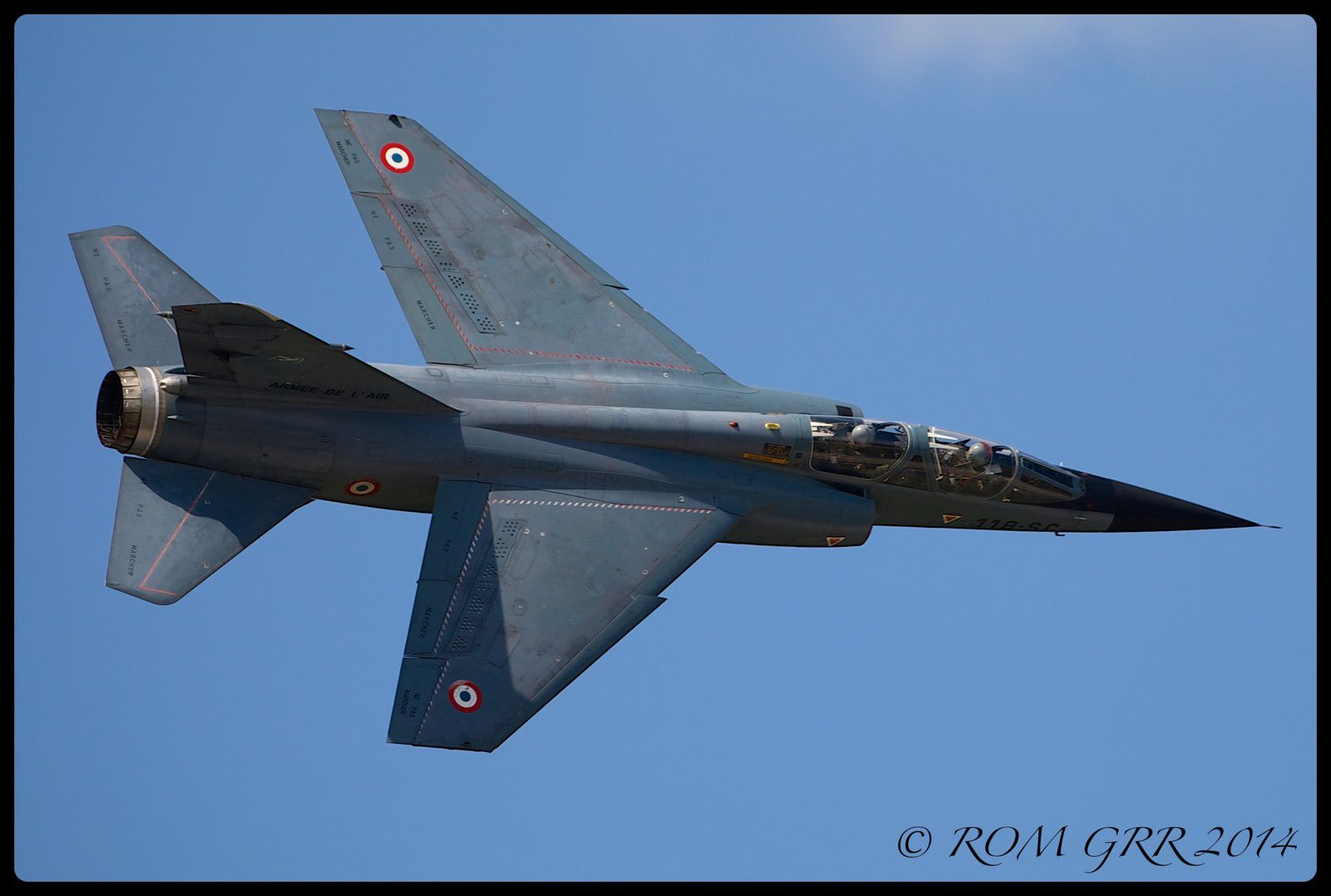 PHOTOS - C'était le Mirage F1. . .