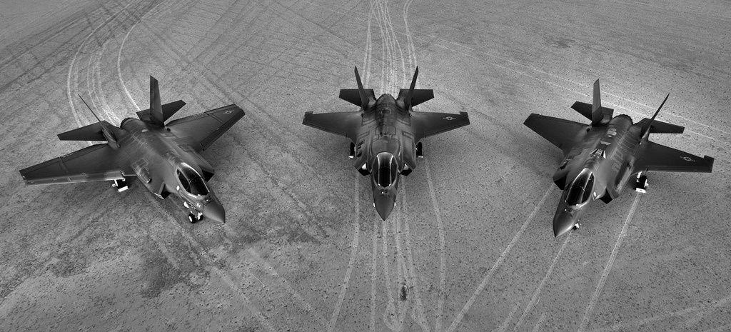 Le Pentagone suspend les négociations avec Lockheed Martin au sujet du F-35
