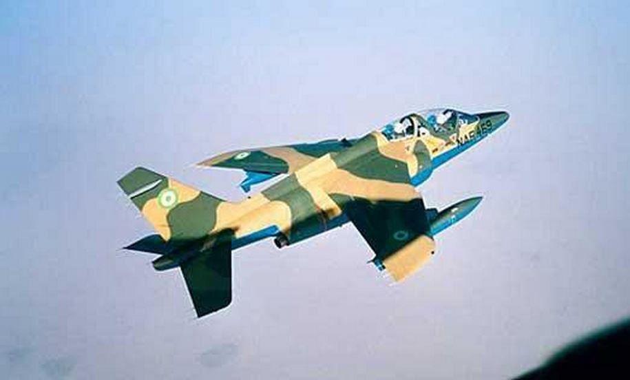 Un Alpha Jet de la Force Aérienne Nigériane porté disparu dans le Nord du pays