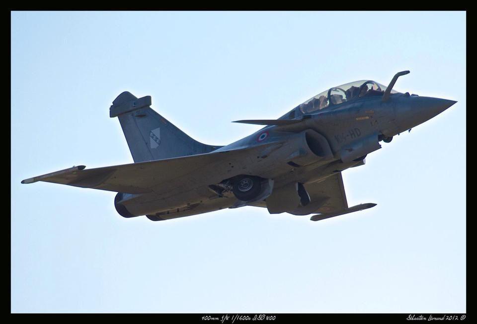 Les Rafale de l'Armée de l'Air entrent en scène en Irak