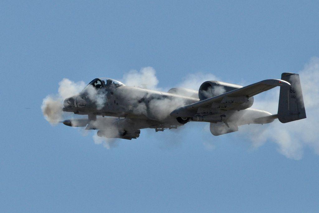 Le Pentagone va déployer des A-10 Thunderbolt II au Moyen-Orient