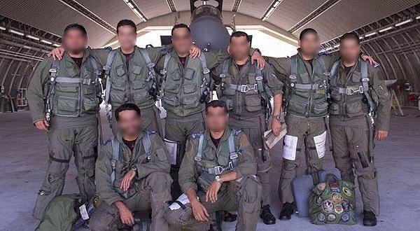 Des pilotes de chasse saoudiens menacés de mort sur Internet