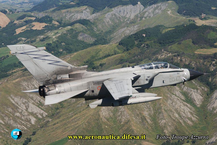 L'Italie déploie quatre Tornado ECR en Irak pour des missions de reconnaissance