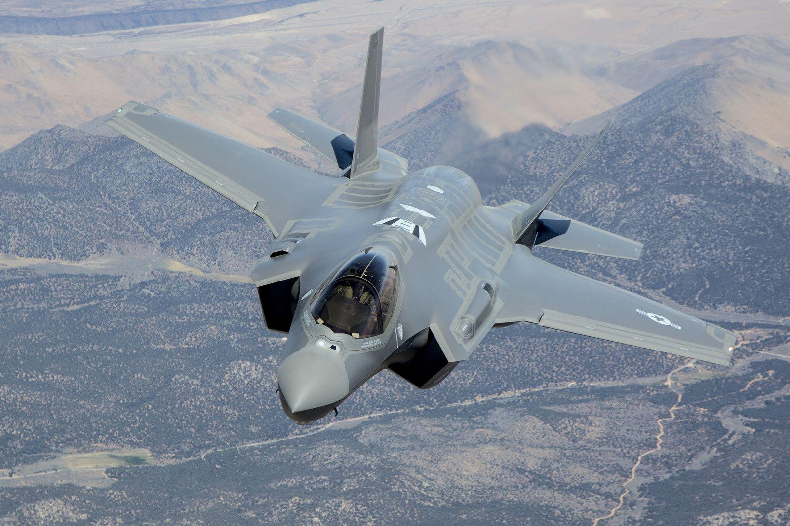 Deux escadrons de F-35A de l'USAF seront stationnés au Royaume-Uni