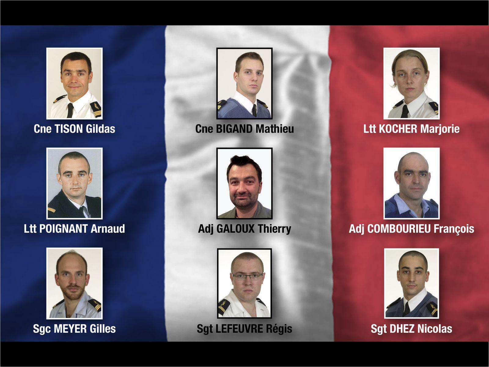 In memoriam : Portrait des aviateurs français décédés dans le crash du F-16D grec à Albacete
