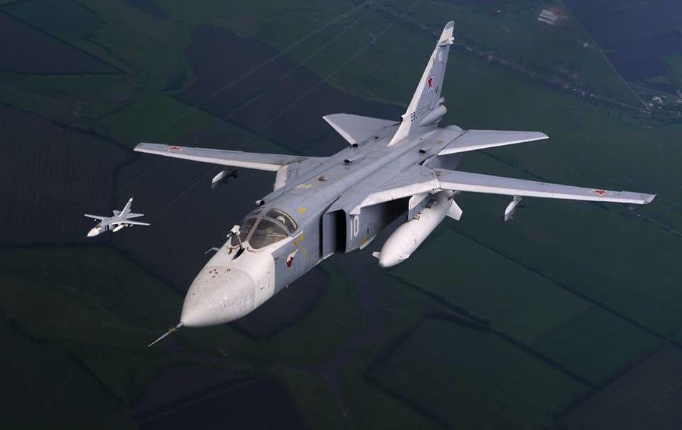 La Russie cloue au sol sa flotte de Su-24 Fencer après le crash d'un appareil