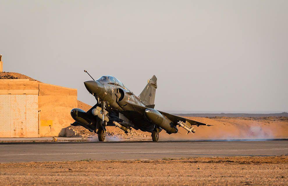 L'Armée de l'Air souffre d'une suractivité et d'une surintensité de son matériel et de ses aviateurs